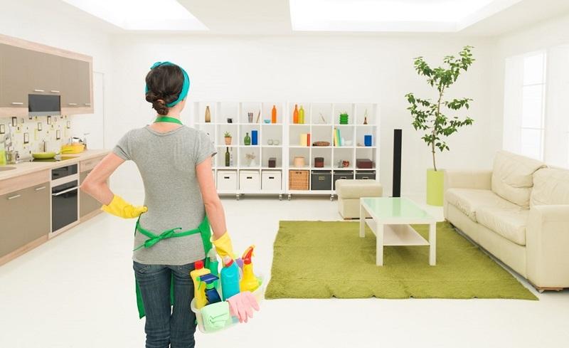 Come organizzare le pulizie domestiche della casa