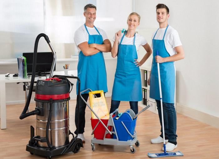 Il personale impiegato per le pulizie influisce sul costo dei servizi.