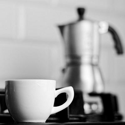 La moka pulita, consente di avere un ottimo caffè