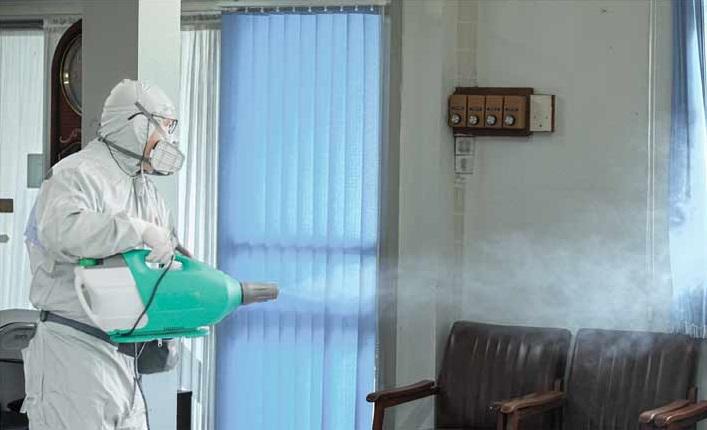 sanificazione ambienti lavorativi