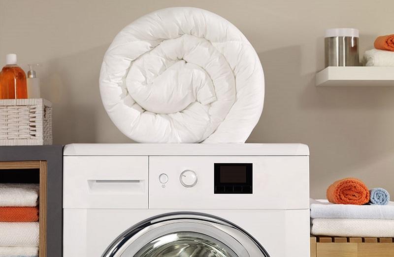 come lavare piumone lavatrice mano