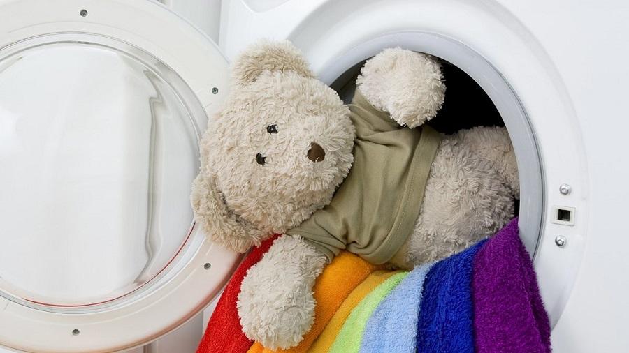 come lavare giochi bambini
