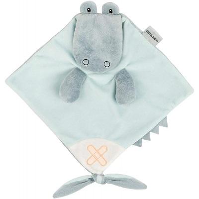 I doudou dei neonati devono essere lavati spesso con detergenti neutri delicati non profumati.